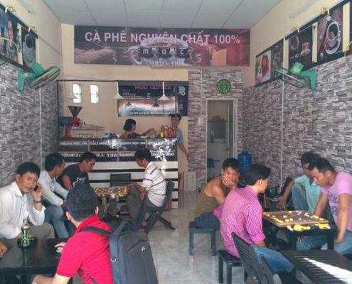 Công ty TNHH MỘC COFFEE khai trương mở quán cà phê mộc tại quận 10