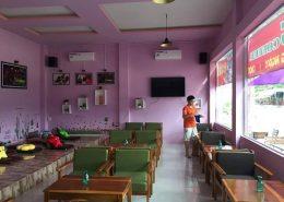 Hình ảnh quán cà phê mộc rang xay tại chỗ TPHCM