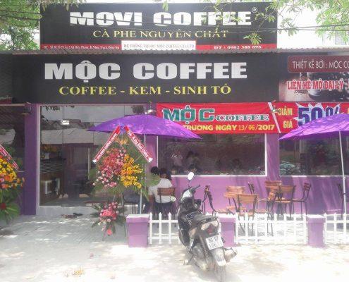 Hình ảnh quán cà phê mộc rang xay tại Đồng Nai